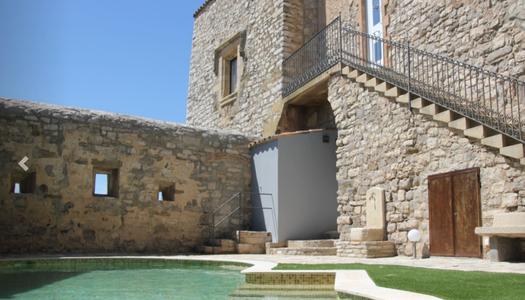 Casa Rural Castell de Fonolleres